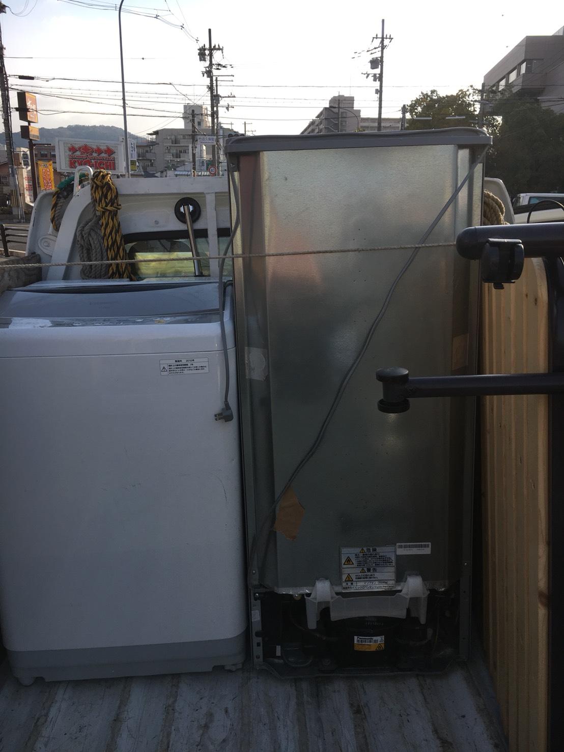 京都市伏見区竹田段川原町でベッドなど引越しに伴う不用品処分 施工事例紹介