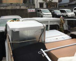 京都市東山区本町でシングルベッドなどの不用品回収 施工事例紹介