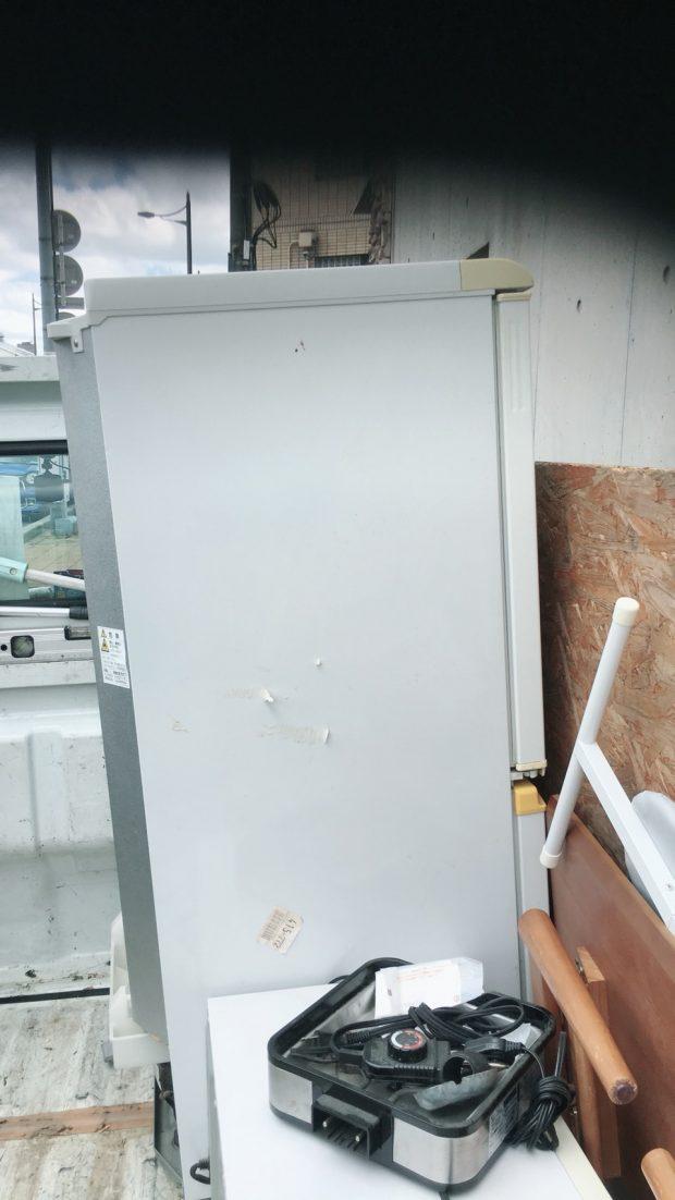 電化製品を中心に不用品の回収を行いました!
