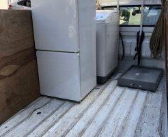 【京都市上京区】冷蔵庫など重量のある不用品回収!短時間での作業やご希望日での対応に満足していただくことができました。