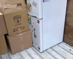 【京都市中京区】冷蔵庫とカーペットの回収!あっという間に作業が終わり、作業の早さにご満足いただけました!