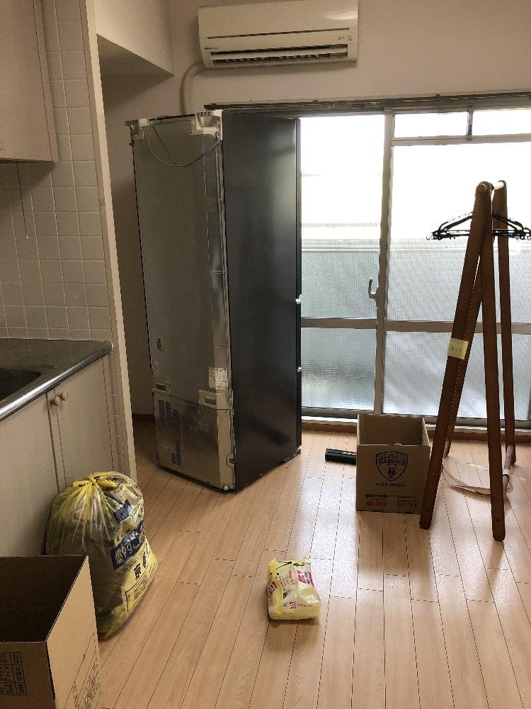 山武市で不用品(カラーボックス、洗濯機、冷蔵庫など)処分ご依頼 お客様の声