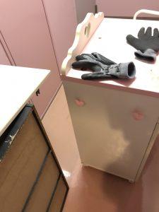 館山市にて不用品回収(本棚、スチール棚)のご依頼 お客様の声