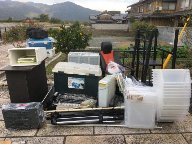 【塩竈市】お引っ越しに伴う不要品回収