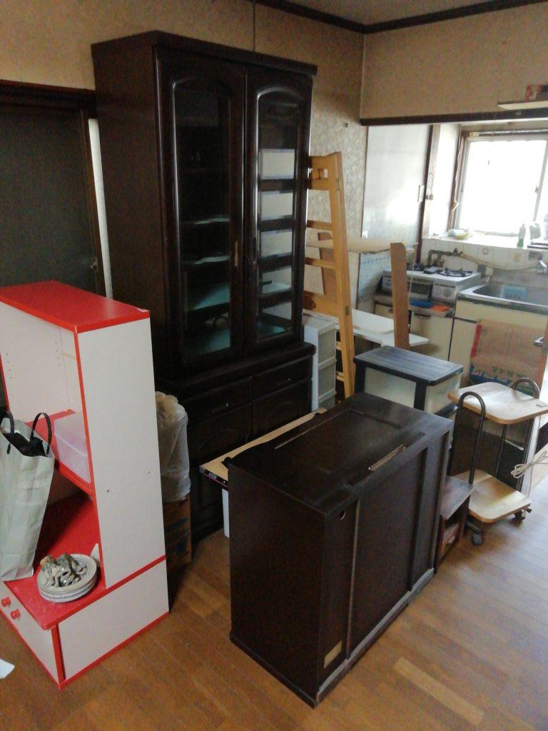 【境町】家具、布団などの回収