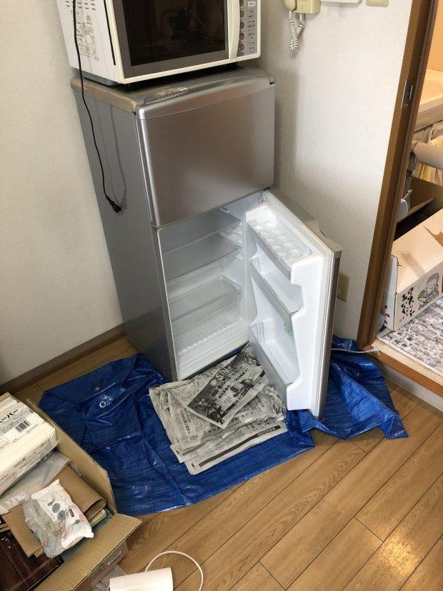 【京都市伏見区】退去を1週間後に控えたお客様からのご依頼☆ご希望日での回収にご満足いただけました。
