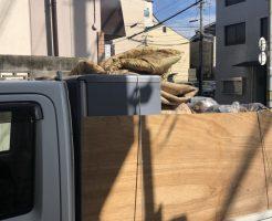 【京都市右京区】アパート1室分の不用品回収☆スタッフの手際の良さにご満足いただけました!
