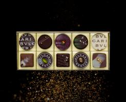 BVLGARI チョコレート・ジェムズ 10個入