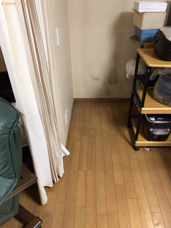 【飯能市】冷蔵庫2台の不用品回収・処分ご依頼 お客様の声