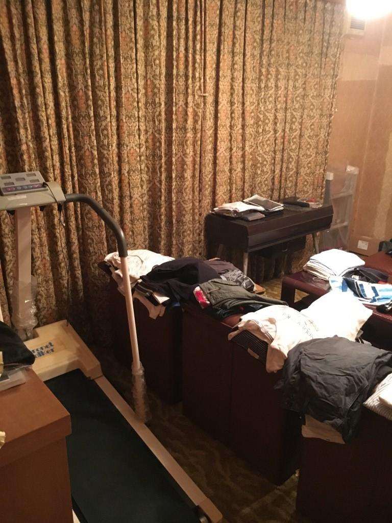 【中川村】エレクトーン、鏡台、テレビ、洗濯機などの回収☆一気に不用品が楽に片付いたとお喜び頂けました。