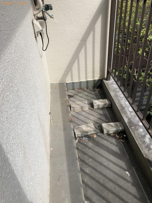 【京都市東山区】洗濯機、座椅子等の回収・処分ご依頼 お客様の声