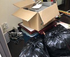 【向日市上植野町】お引っ越しに伴う家具、家電の回収☆お問い合わせの翌日に処分でき、スピーディーな対応に喜んでいただけました!