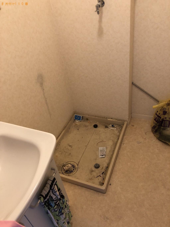 【京都市左京区】ソファ、洗濯機等の回収・処分ご依頼 お客様の声