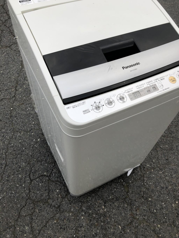 【京都市下京区】洗濯機の不用品回収☆スタッフの早急で親切な対応に満足していただきました!