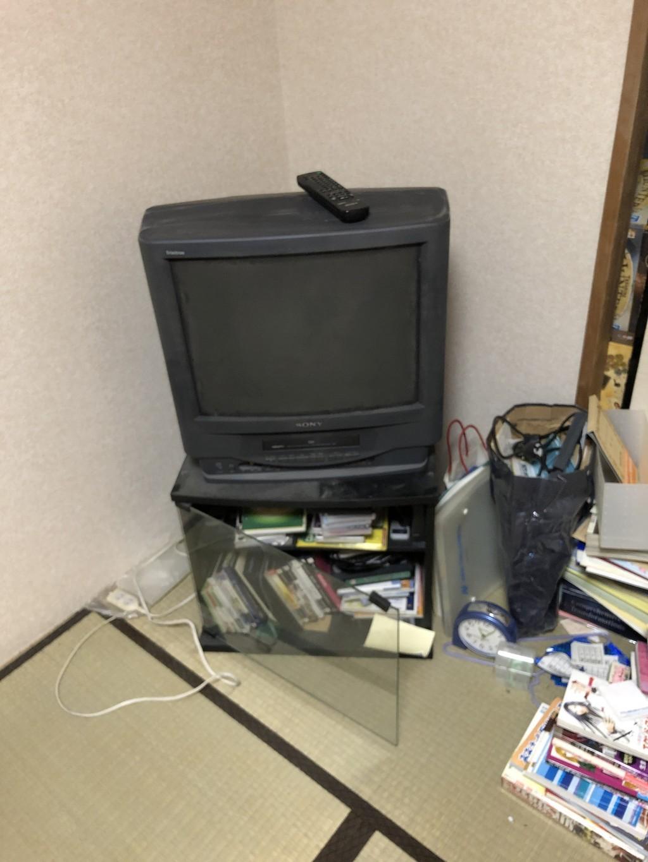 【京都市伏見区】テレビやゲームの不用品回収処分ご依頼 お客様の声