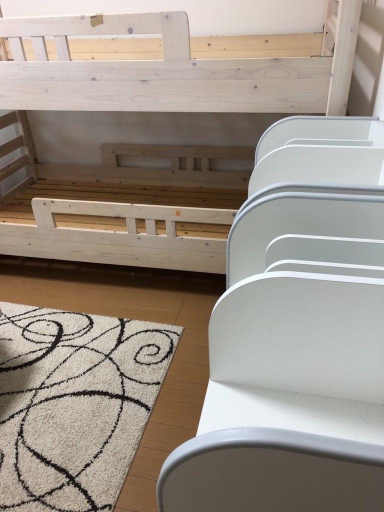 【田上町】整理タンス、2段ベッドなどの回収