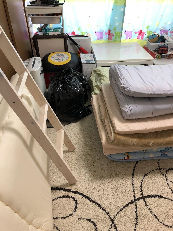 【向日市鶏冠井町】整理タンス、2段ベッドなどの回収☆すぐに対応してくれるところに魅力を感じたとお喜びいただけました!