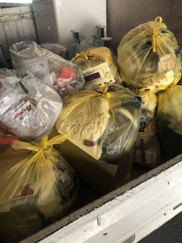 【京都市南区】大量のごみ袋の不用品回収・処分ご依頼 お客様の声