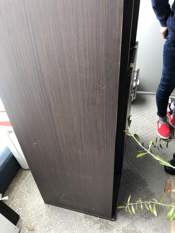 【見附市】食器棚など軽トラック1台程度の不用品回収