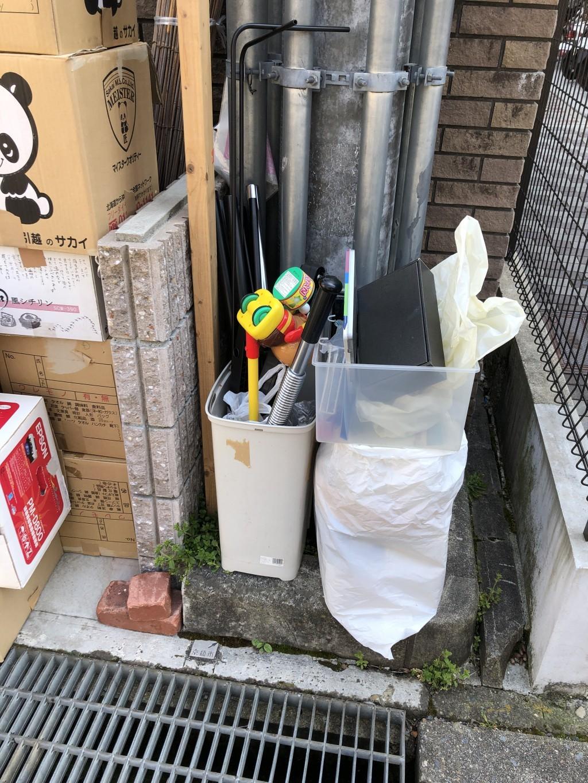 【京都市北区】お引っ越しに伴う不用品の回収☆スピード感のある対応とお得な金額にお喜びいただけました!