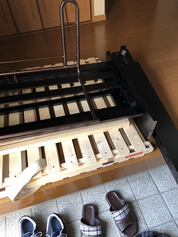 【京都市右京区】シングルベッドの回収☆最短でのスピード処分にお喜びいただけました!