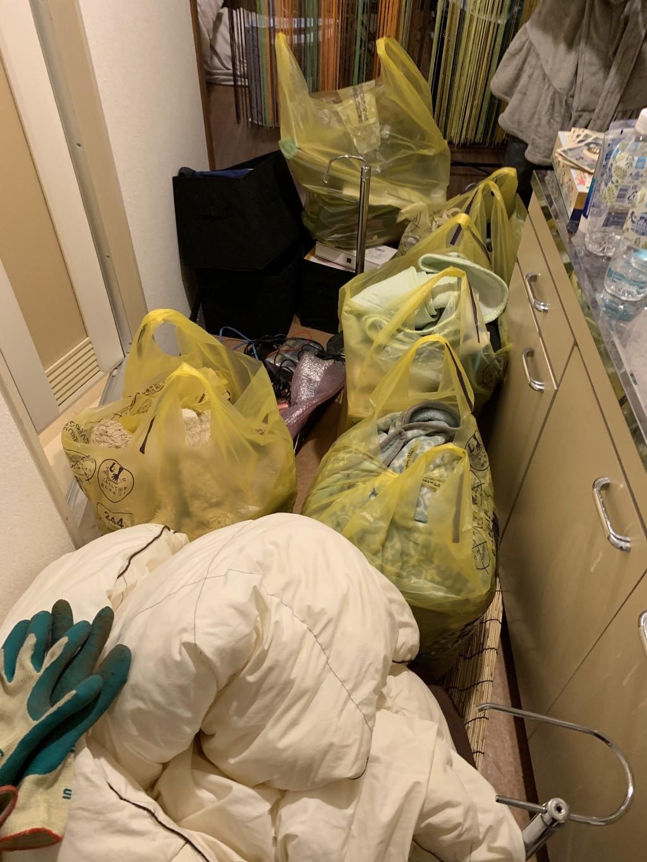 【あま市】家庭ゴミの回収ご依頼☆ゴミが中々捨てられず困っていたお客様にお喜びいただけました!