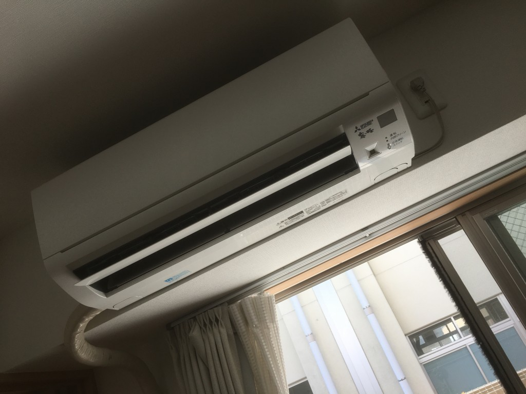 【京都市】エアコンの買い取り事例☆引っ越し前にお得に処分できお喜びいただけました!