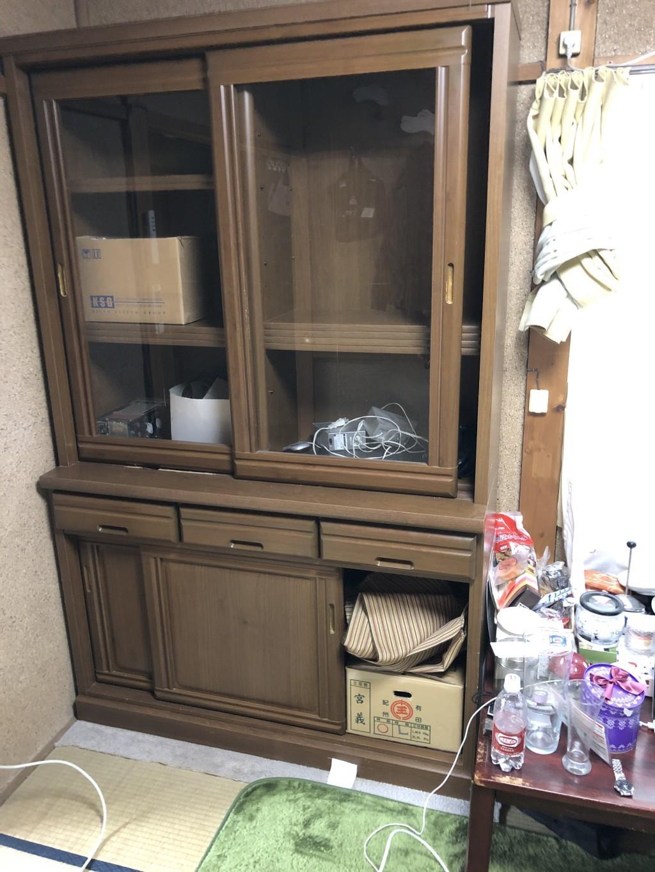 【京都市西京区】2tトラック1台程度の不用品回収ご依頼お客様の声