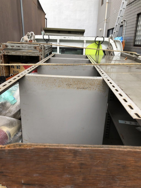 【知内町】軽トラ1台程度の処分・棚の解体、組立て作業ご依頼