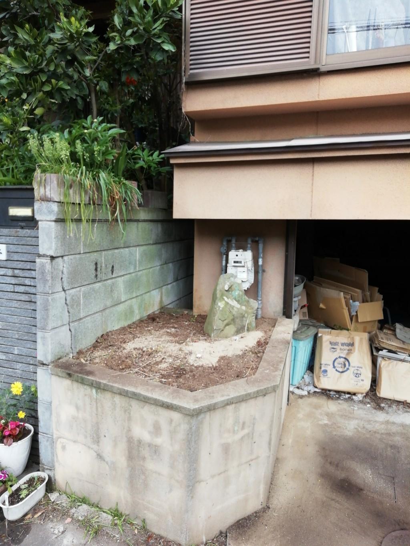 【島本町】伐採と軽トラ1台程度の出張不用品回収・処分ご依頼