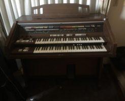 【宇治田原町】エレクトーンとアップライトピアノの回収・処分ご依頼