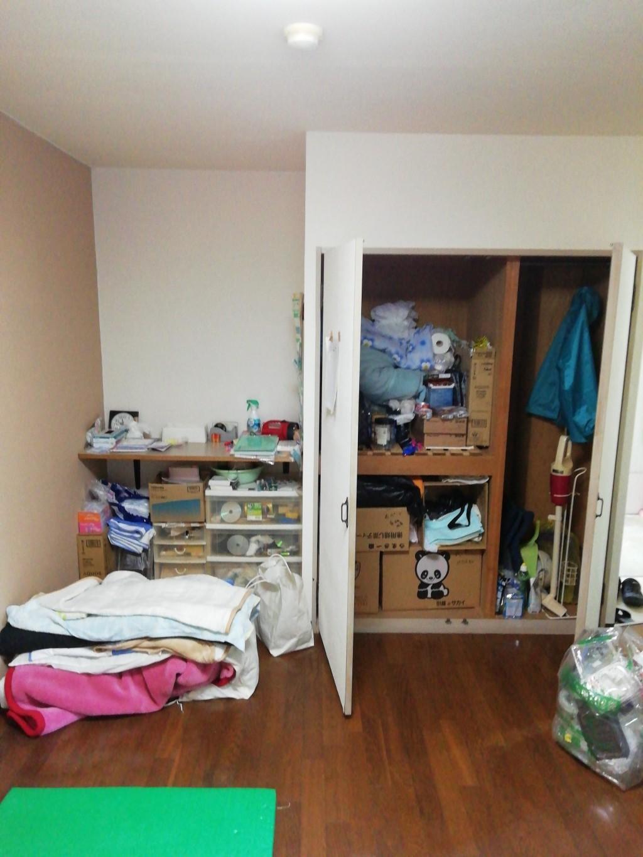 【京都市】ワンルームの家財一式不用品回収・処分ご依頼 お客様の声