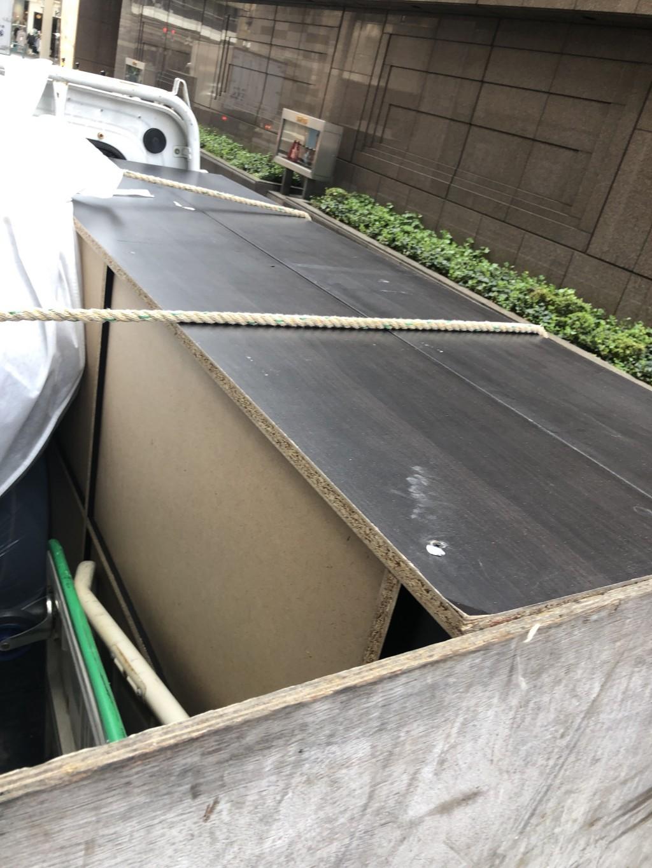 【京都市中京区】本棚の回収・処分 お客様の声