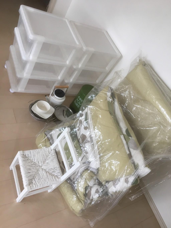 【京都市中京区】衣装ケースの一点の回収 お客様の声