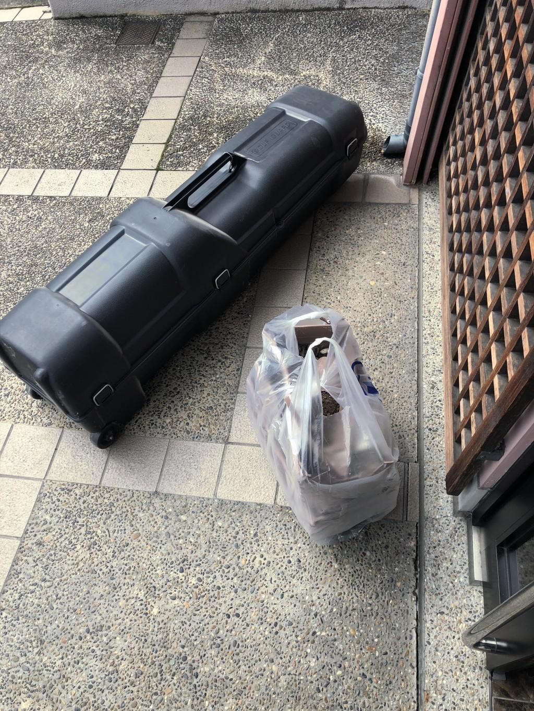 【京都市伏見区】軽トラック1台分程度の出張不用品回収・処分ご依頼