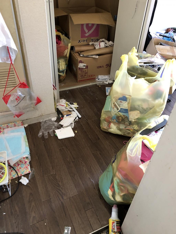 【京都市左京区】冷蔵庫、タンスなどの出張不用品回収・処分ご依頼
