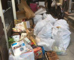 【京田辺市】1軒分の不用品回収と整理整頓のご依頼 お客様の声