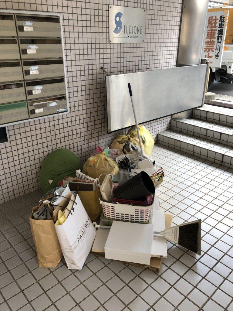 【辰野町】軽トラック1台程度の出張回収・処分ご依頼