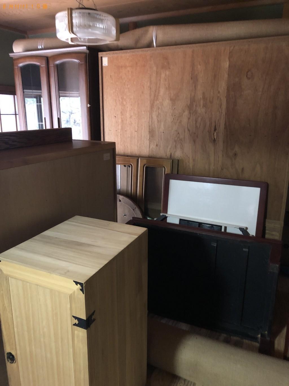 【岡谷市】タンス、ベッドなど家具処分ご依頼 お客様の声