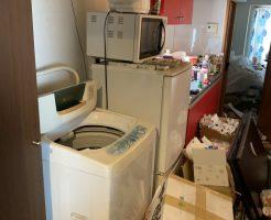 【京都市上京区】家具家電の回収処分ご依頼 お客様の声