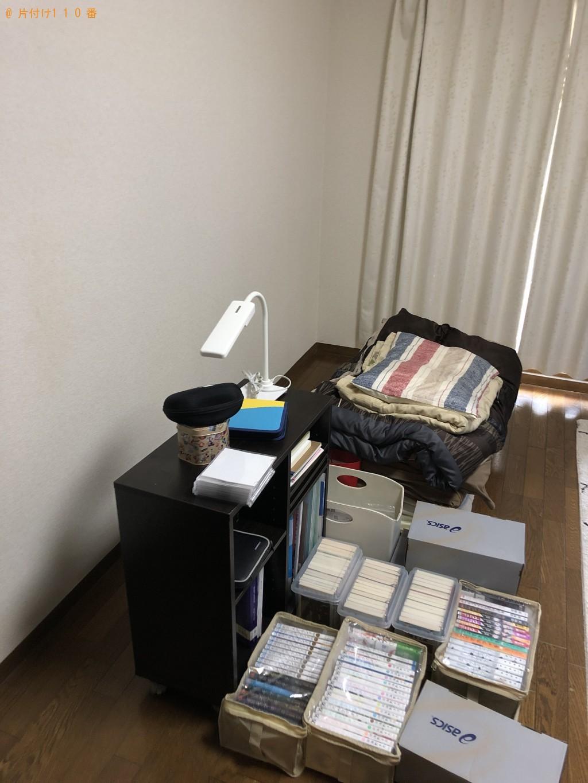 【京都市中京区】ロフト付きパイプベッドの処分 お客様の声