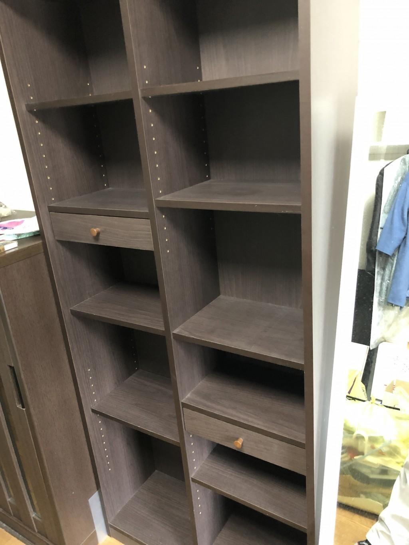 【京都市左京区】本棚などの不用品回収処分 お客様の声