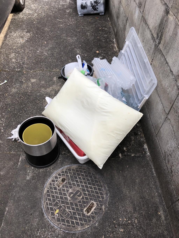 【京都市山科区】エアコン一点の回収 お客様の声