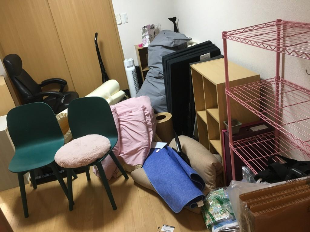 【泉佐野市】冷蔵庫、洗濯機、本棚などの出張不用品回収・処分ご依頼