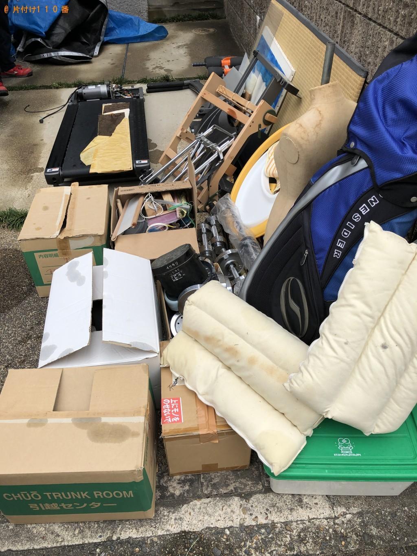 【乙訓郡大山崎町】軽トラック1台程度の出張不用品回収・処分ご依頼
