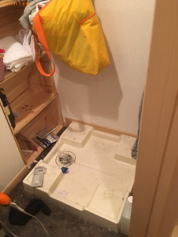 【京都市西京区】洗濯機の出張不用品回収・処分ご依頼
