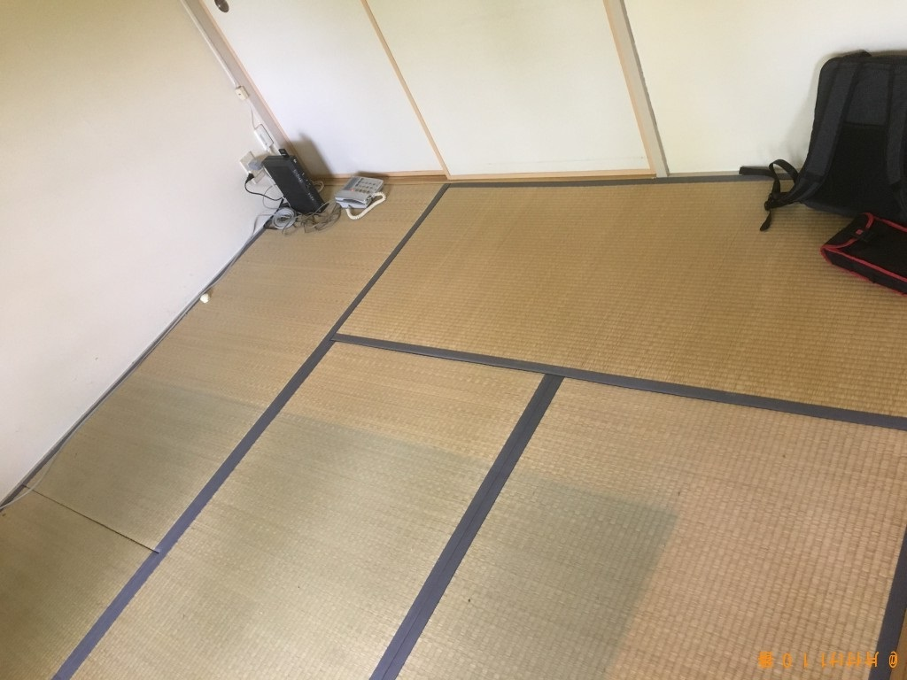 【京都市西京区】ダブルベッドの出張不用品回収・処分ご依頼 お客様の声