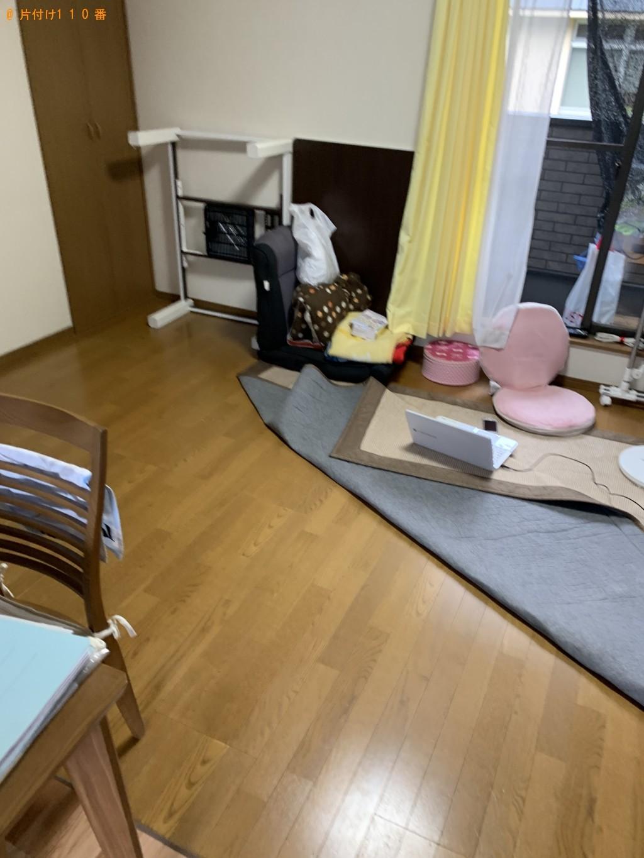 【京都市北区】ソファー一点の処分 お客様の声