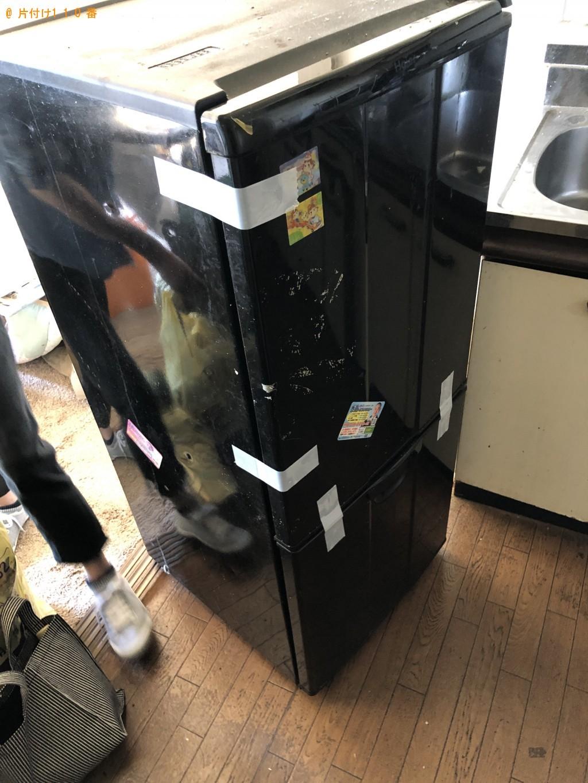【京都市右京区】リサイクル家電等の処分 お客様の声