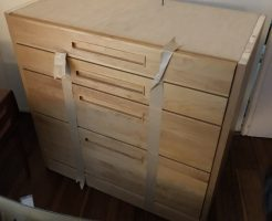 【京都市左京区】食器棚の出張不用品回収・処分ご依頼 お客様の声